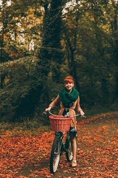 The Clothes Horse Outfit: Cycle Chic