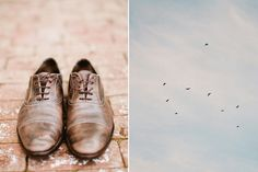 Paul Smith grooms shoes