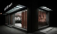 New York Sweets Pastry Shops by Minas Kosmidis Architecture in Concept , Nicosia – Cyprus » Retail Design Blog