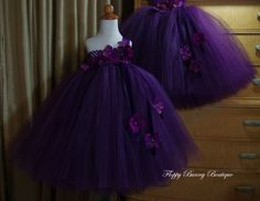 Lovely cute toddler ball gown wedding party flower girl dresses