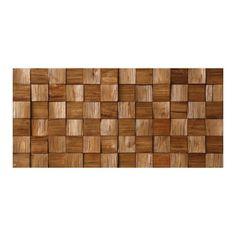 Panel dekoracyjny Stegu Quad Min 0,58 m2 - Panele dekoracyjne - Boazeria - Boazerie, elewacja i podbitki - Drewno i drewnopodobne - Wykończenie