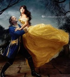 Jeff+Bridges+as+The+Beast+and+Penelope+Cruz+as+Belle+by+Annie+Leibovitz+Dream+Portraits+2011+Disney+the+beauty+and+the+beast.jpg (500×554)