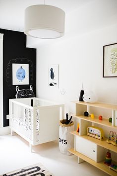 Playful Modern Home | A Cup of Jo