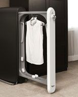 Swash 10-Minute Clothing Care System  - get more wear out of your clothes between washes and dry-cleaning visits, all while saving money with the SWASH system.