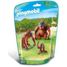 chimp /& tree NEW zoo//wildlife safari animals//scenery Playmobil Baby gorilla