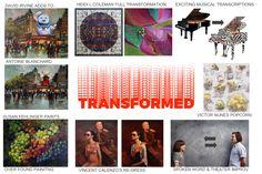TRANSFORMED Arts Immersion Salon | Allegra Harrington | Pulse | LinkedIn