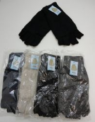 Men's Thermal Insulate Fingerless Gloves--Solid Color Winter Gloves, Fingerless Gloves, Color, Design, Fashion, Fingerless Mitts, Moda, Fingerless Mittens, La Mode