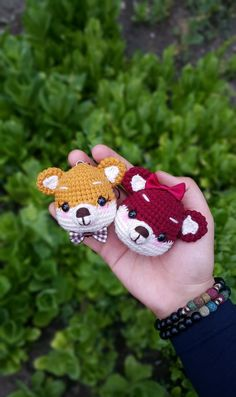 amigurumi-minik-ayicik-anahtarlik-yapimi The Effective Pictures We Offer You About Crochet christmas A quality picture can tell you many things. Mini Amigurumi, Crochet Animal Amigurumi, Crochet Birds, Amigurumi Patterns, Crochet Crafts, Crochet Dolls, Crochet Flowers, Crochet Baby, Crochet Projects