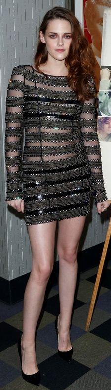Kristen Stewart in Catherine Malandrino