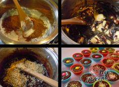 Nejlepší recepty na nepečené cukroví – varianty a různé druhy | NejRecept.cz Thing 1, Cereal, Muffins, Oatmeal, Nutella, Xmas, Pudding, Breakfast, Desserts