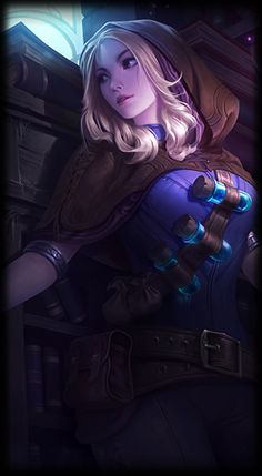 Lux, League of Legends, Spellthief