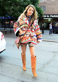 Blake Lively stuns in the perfect California baja girl look