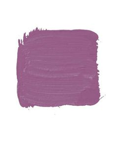 """Dunn Edwards - Deep Carnation   """"David Weidman did these really cool color-block prints in the '70s. The one I have is reds layered with purples and this intense deep violet pink. I'm dying to use it, but it definitely requires someone who's willing to take a risk. I see it with a funky mustardy green or turquoise. Give it some sparkle with an antique mirror and it could be amazing in a dining room. Or a sunroom — light would blow it out and mellow it a bit."""" -Erinn Valencich"""