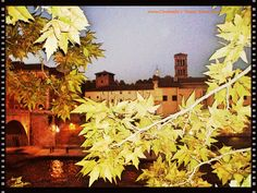 The View to Tiber, Rome