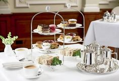 The best afternoon teas in Yorkshire