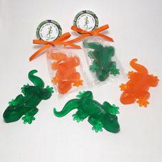 Lizard Party Favors Lizard Soap Favors