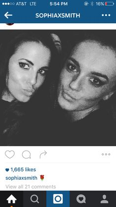 Sophia smith on Instagram