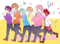 Anime Cupples, Anime Art, Touken Ranbu, My Idol, Chibi, Kawaii, Fan Art, Manga, Wallpaper
