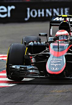 On Track with #F1 Pilot Jenson Button ahead of the 2015 Monaco Grand Prix