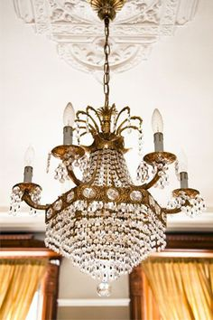 Gorgeous Chandelier| Editors Essentials with Jennifer Rose Smith | Camille Styles