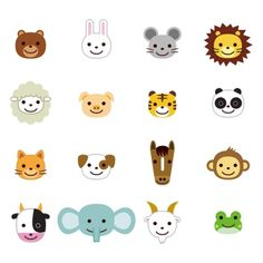 cute expression in animal faces - Buscar con Google