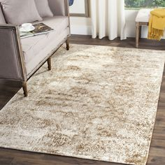 Lovely Safavieh Handmade Soho Flower Power Ivory/ Multi N. Z. Wool Rug (8u0027 Round),  Size 8u0027 | Flower Power, Soho And Products