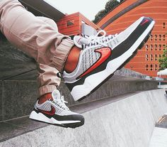 Nike Air Zoom Spiridon| Follow @filetlondon for more street wear style #filetclothing