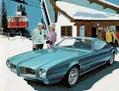 1971 Pontiac Firebird - 'The Jacobshorn': Art Fitzpatrick and Van Kaufman