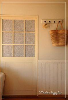 ふすまリメイク完成♪ の画像|makiko's happy life * 木工で楽しい暮らし *
