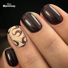 Nail Art Designs In Every Color And Style – Your Beautiful Nails Fancy Nails, Trendy Nails, Diy Nails, Cute Nails, Gel Nail Art, Nail Polish, Nail Nail, Acrylic Nails, Luxury Nails