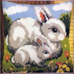 Cross Stitch Horse, Cute Cross Stitch, Cross Stitch Animals, Cross Stitch Patterns, Cross Stitch Cushion, 8 Bit Art, Cross Stitch Pictures, Kids Pillows, Christmas Cross