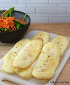 These delicious low carbohydrate and grain-free breadsticks, inspired by the recent cloud bread craze, are topped with garlic and parmesan cheese! Perhaps I was a bit ahead of the times with my cloud bread recipe posts last year?! Apparently one of the food trends of 2016 is Cloud Bread. Several of myweight loss clients introduced... Keep Reading