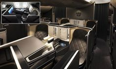 BA unveils new first class cabin and destinations for 787-9 Dreamliner