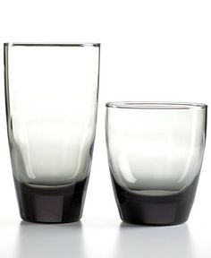 The Cellar Glassware, Smoke 16 Piece Set - Shop All Glassware & Stemware - Dining & Entertaining - Macy's