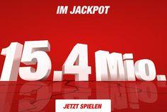 Jetzt gibt es bis zu 15'400'000 Franken mit Swiss Lotto zu gewinnen!  Setze jetzt dein Spielguthaben aus einem Swisslos-Wettbewerb ein, denn du kannst 15'400'000 Franken gewinnen.  Gewinne hier Millionen: http://www.gratis-schweiz.chgewinne-15400000-franken-mit-swiss-lotto  Alle Wettbewerbe: http://www.gratis-schweiz.ch