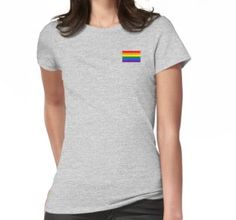 Rainbow Flag Women's T-Shirt
