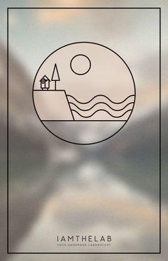 New LAB Branding: Autumn poster.