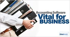 Accounting software play vital in a business whether it small, medium or large scale companies