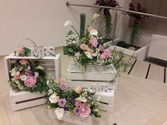 Wedding flowers Mrs and Mr
