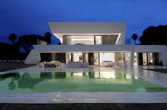 Sotogrande House by A-cero Architects