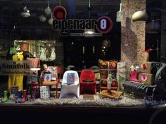 Sinterklaas etalage shop eigenaar8