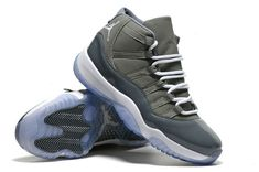 the latest 1b630 e873d 2018 Air Jordan 11 Retro Cool Grey Free Shipping