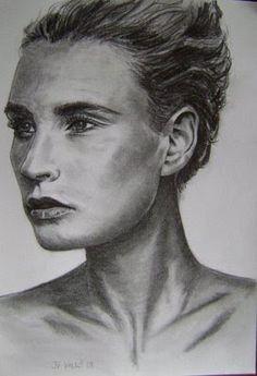 Pinturas e debuxos: Muller.(serie ELAS).
