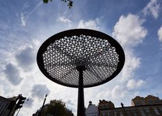 Ommatidium Installation by Samuel Wilkinson, London – UK » Retail Design Blog