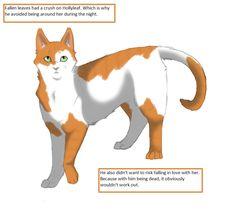warrior cat headcanons - Google Search