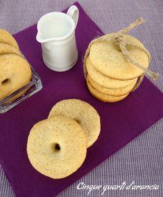 Biscotti alla panna (Macine homemade)