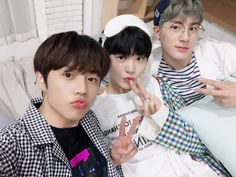 Sunwoo x Hwall x Eric