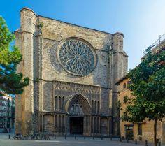 Basílica de Santa Maria del Pi. Barcelona