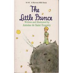 The Little Prince: Antoine de Saint-Exupéry