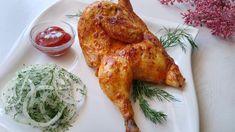 Grilled Chicken, Tandoori Chicken, Turkey Recipes, Chicken Recipes, Golden Chicken, Tandoori Masala, Le Chef, Butter Chicken, Four